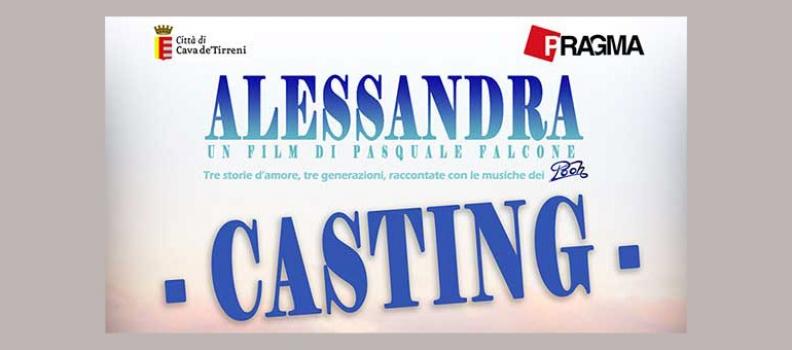 Casting cinematografici per la commedia musicale Alessandra, un film di Pasquale Falcone